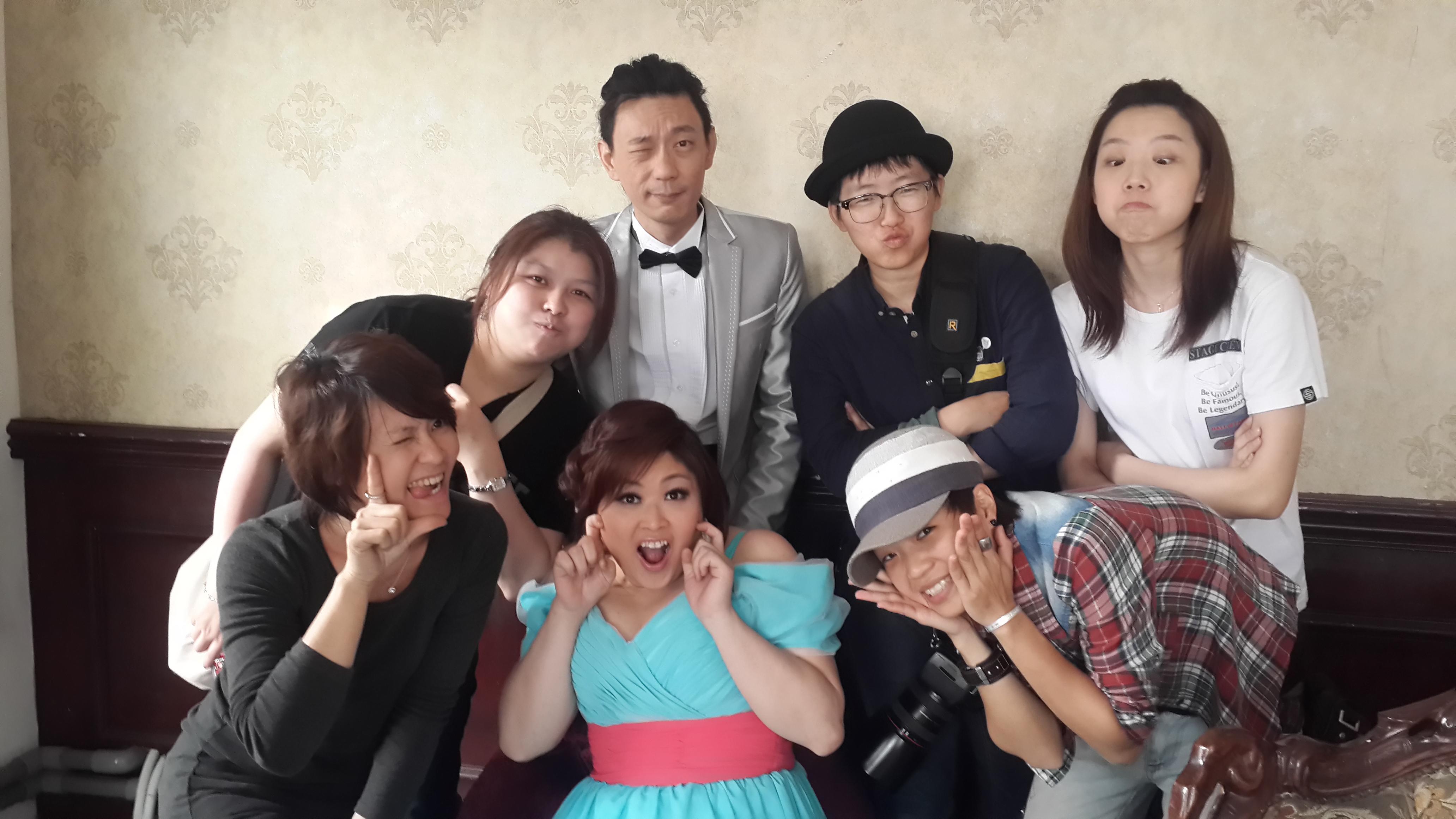 2014-03-18 自主婚紗 外拍花絮 – 團體照