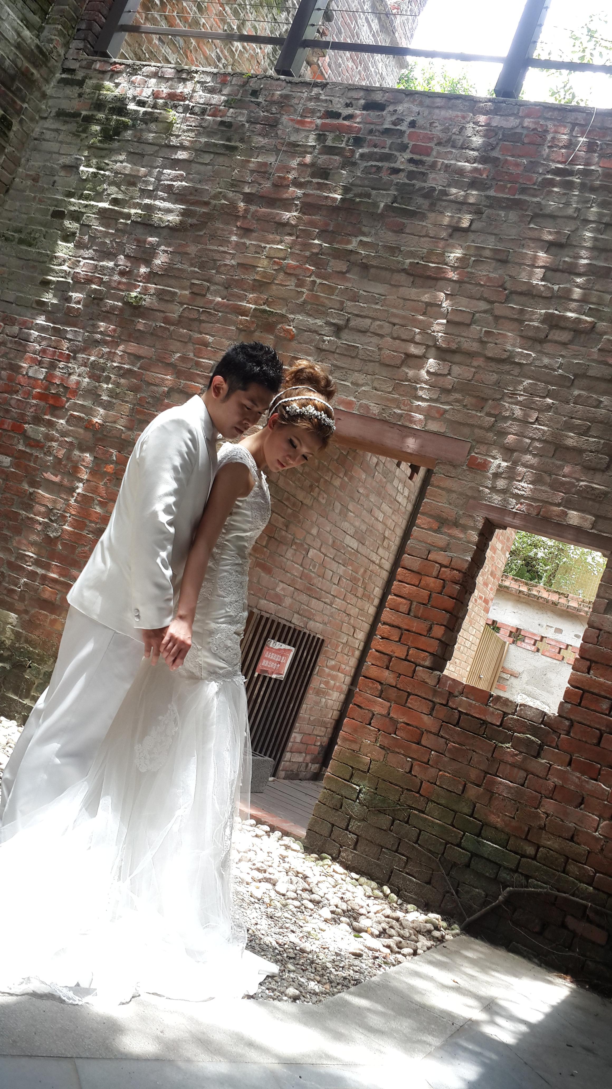2014-06-17 自助婚紗 攝影拍攝花絮