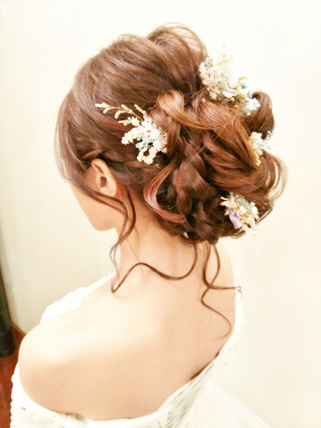 台北新娘秘書推薦 – 新秘千越 : 結婚宴客造型(2019-08-29)