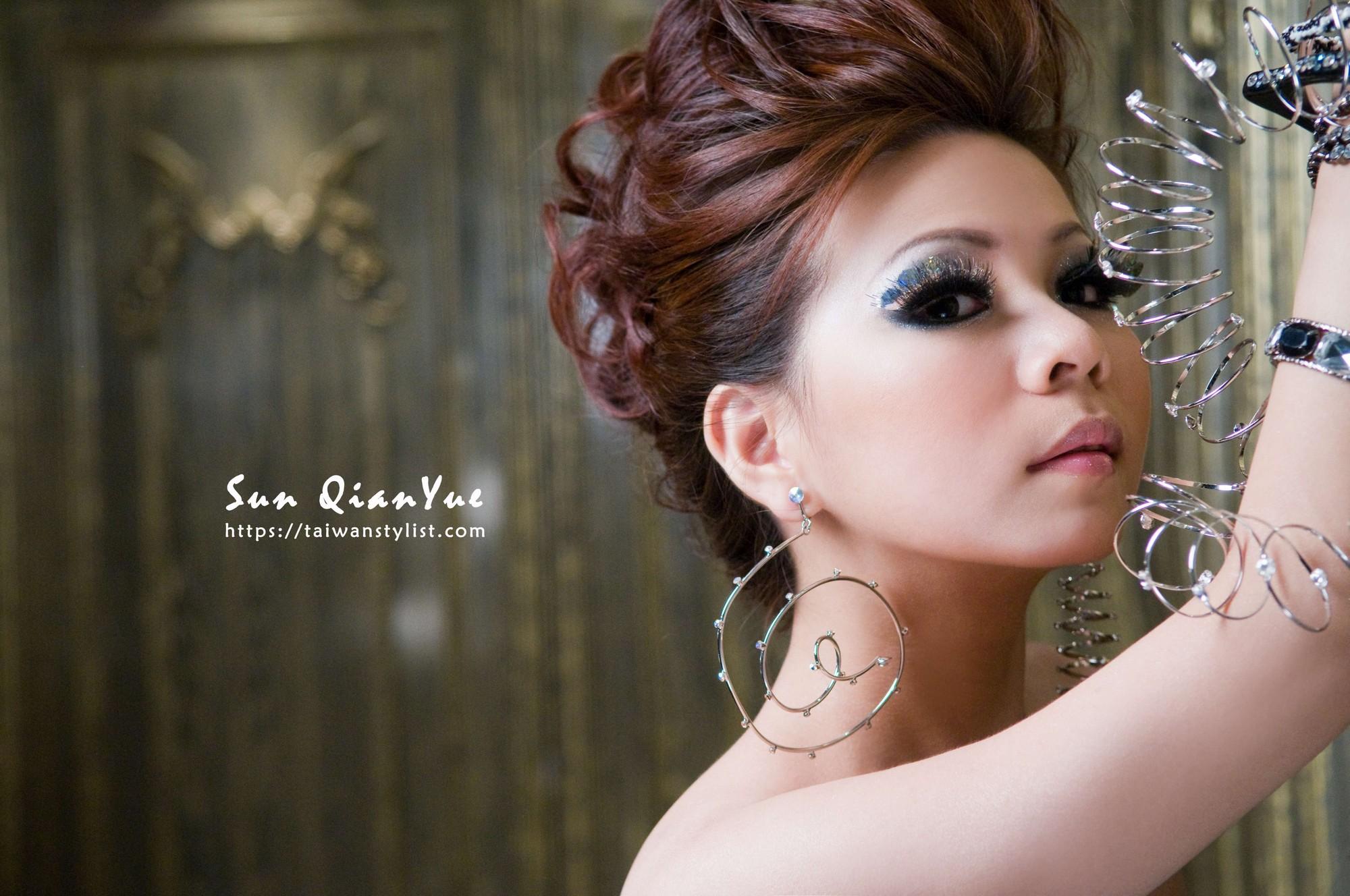 個人寫真 妝髮造型 – 設計 推薦