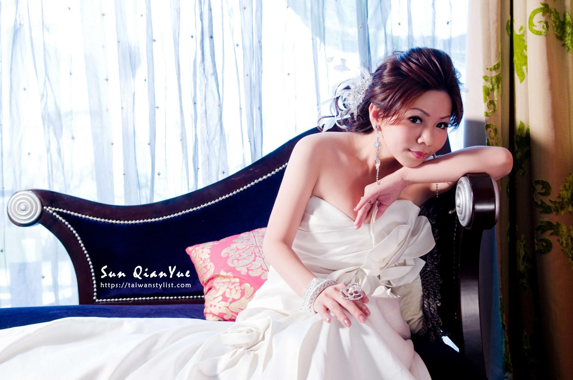 婚紗攝影 – 新娘造型  推薦