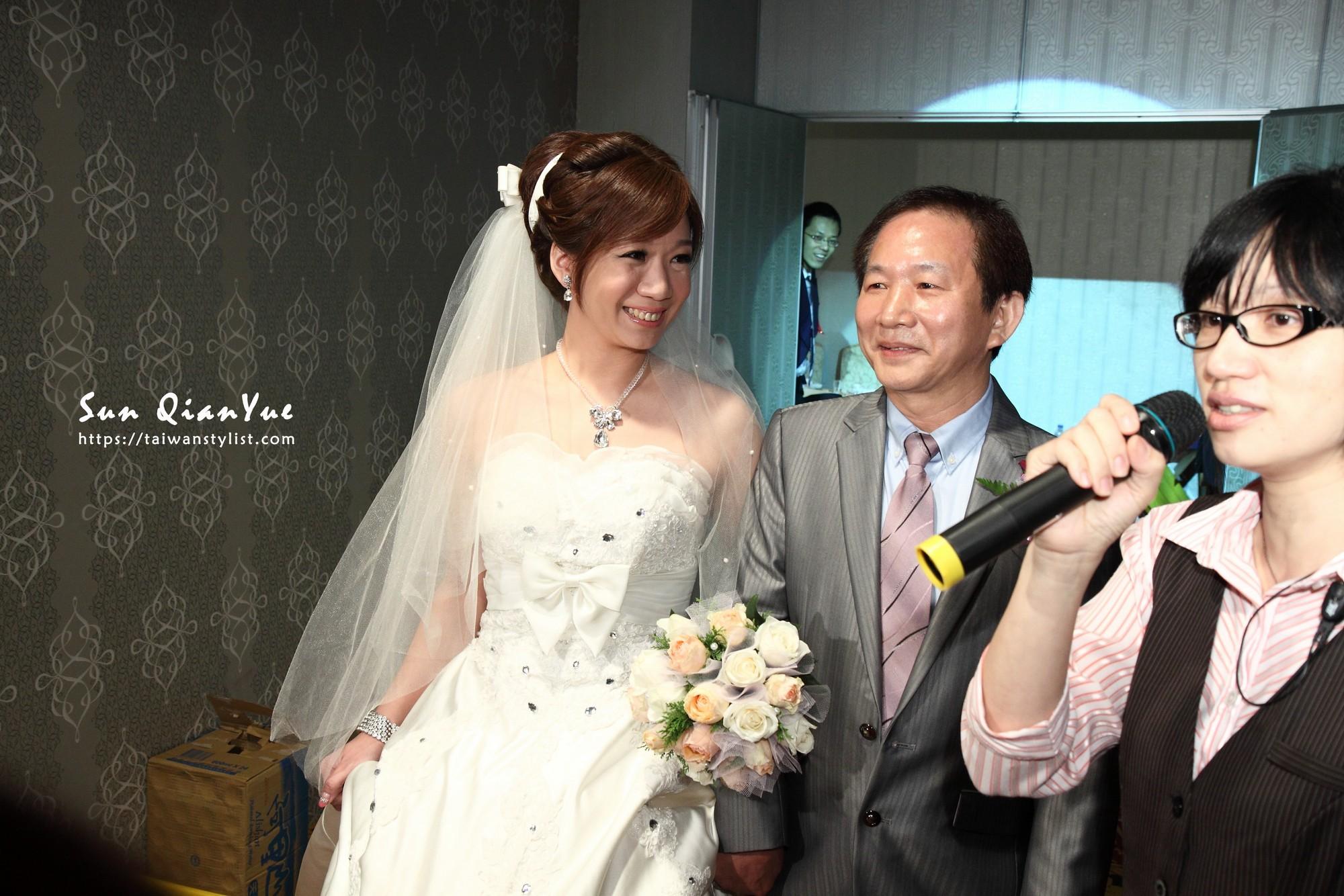 【婚禮新秘】結婚也不能缺少的新娘秘書